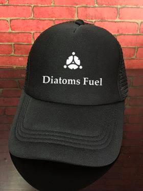Diatoms Vinyl Printed Cap
