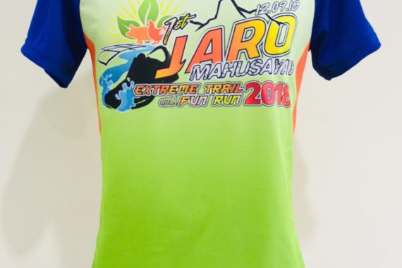 Jaro Full Sublimation Fun Run Uniform