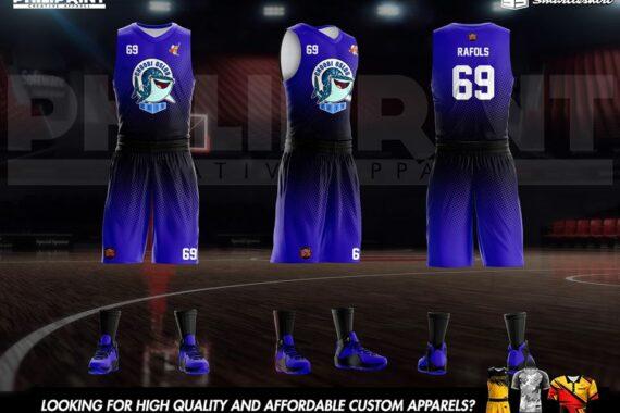 Philiprint CHOOBI OSLOB Full Subimation Basketball Jersey