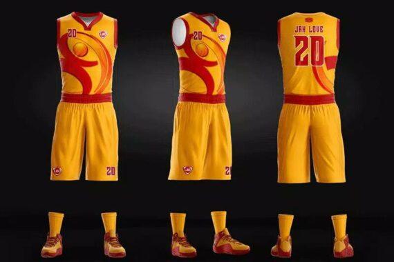 Philiprint LBC Full Sublimation Basketball Jersey