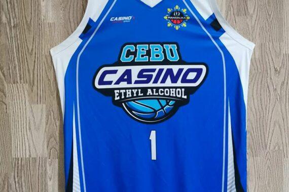 Philiprint Cebu Casino Basketball Jersey Full Sublimation